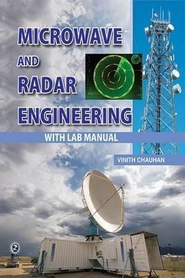 Microwave and Radar Engineering with Lab Manual: Vinith Chauhan