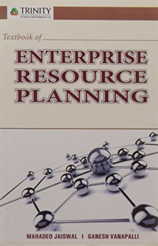 Textbook of Enterprise Resource Planning: Mahadeo Jaiswal &