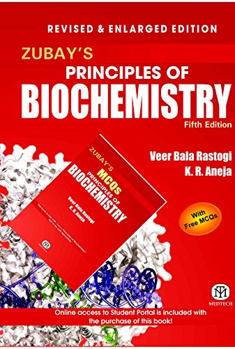 Zubays Principles Of Biochemistry, 5th Edn (With: Zuby And Dr.