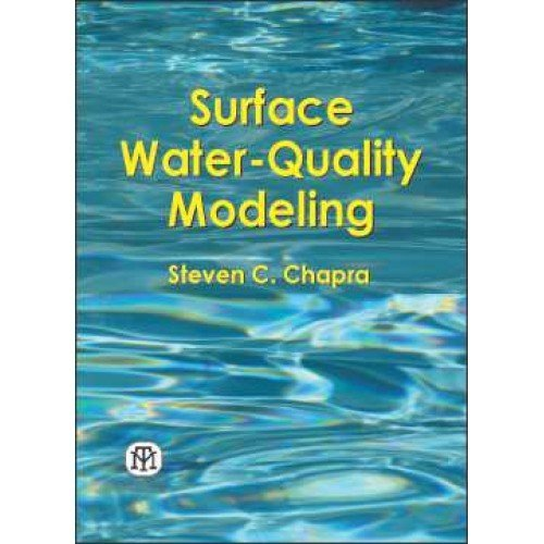 9789384007515: Surface Water-Quality Modeling (Pb)