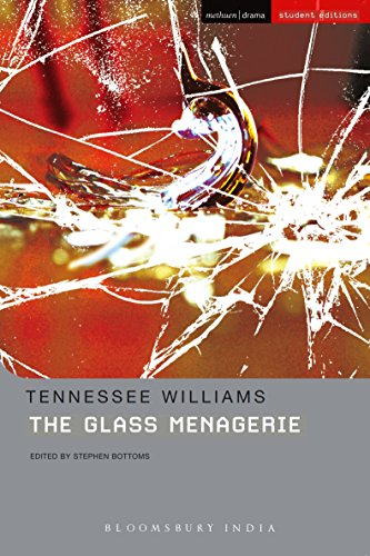 9789384052478: The Glass Menagerie [Paperback] [Jan 01, 2014] Tennessee Williams