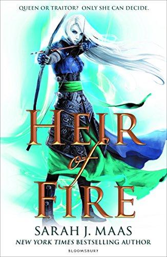 9789384052508: Heir of Fire
