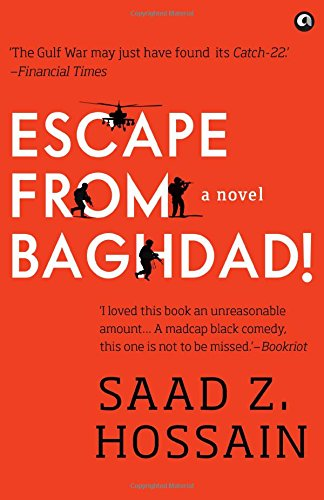 9789384067533: Escape From Baghdad! A Novel