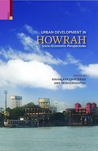 9789384082390: Urban Development in Howrah