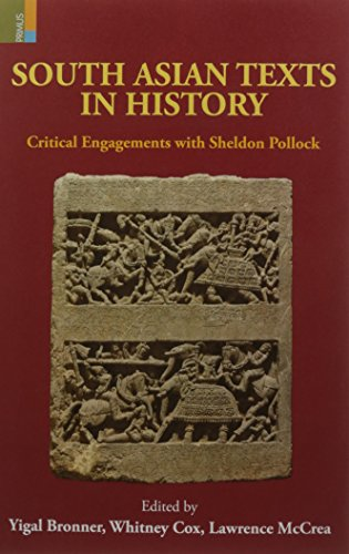 9789384082697: SOUTH ASIAN TEXTS IN HISTORY (HB)