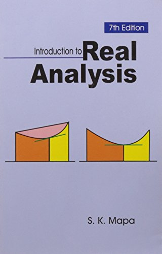 Introduction To Real Analysis, 7 Edition: Mapa