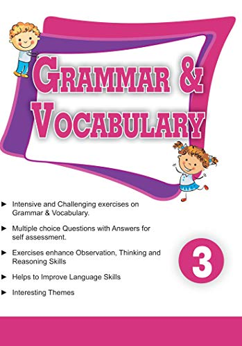 GRAMMAR AND VOCABULARY-3: M.RANI