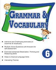 GRAMMAR AND VOCABULARY-6: M.RANI