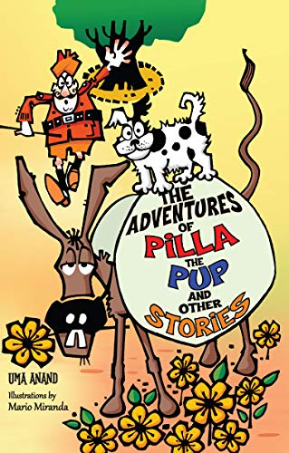 The Adventures of Pilla the Pup and