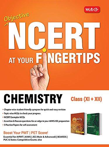 9789384248277: Objective Ncert At Your Fingertips Chemistry