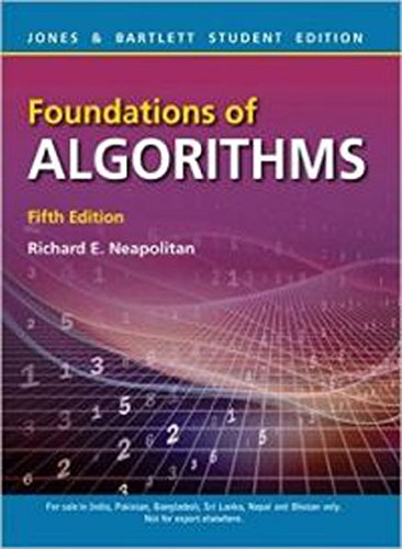 9789384323110: Foundations of Algorithms