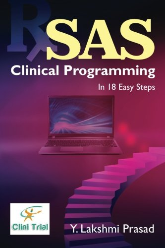 9789384381639: SAS Clinical Programming: In 18 Easy Steps