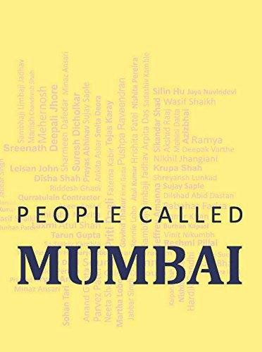 Design Variable People Called Mumbai: CURATED BY NISHA NAIR GUPTA