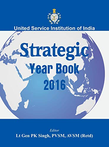 9789384464875: Strategic Yearbook 2016