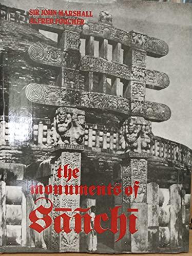 The Monuments of Sanchi Vol 1,2 &: Sir John Marshal
