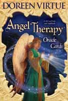 9789384544485: Angel Therapy Oracle Cards: A 44 - Card Deck with Guidebook