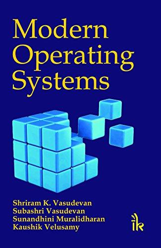 Modern Operating Systems: Vasudevan Shriram K