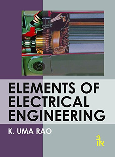 Elements Of Electrical Engineering: Rao K Uma