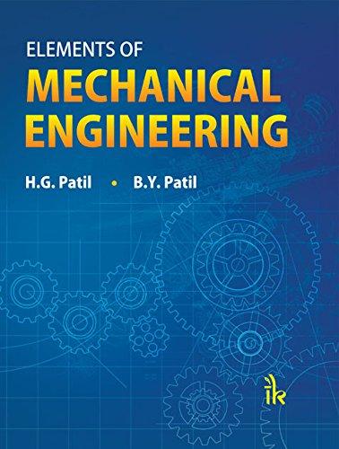 9789384588243: Elements of Mechanical Engineering