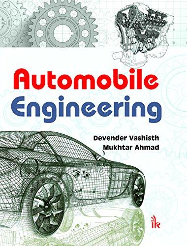 9789384588649: Automobile Engineering