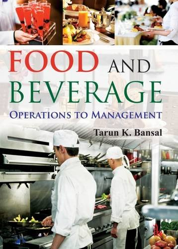 9789384588793: Food and Beverage: Operations to Management
