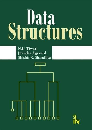 Data Structures: Tiwari N.K.