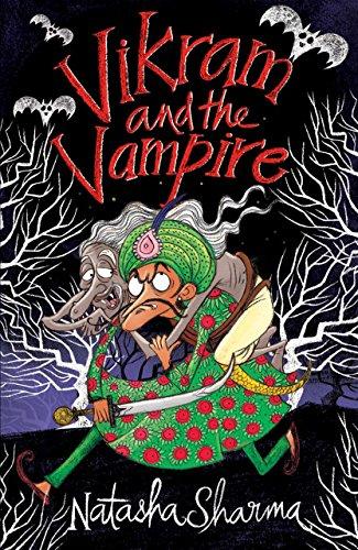 Vikram and the Vampire: Natasha Sharma