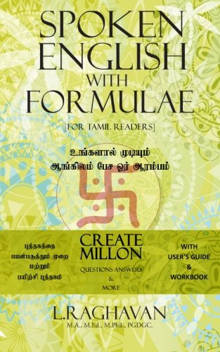 9789384878986: Spoken English With Formulae: For Tamil Readers