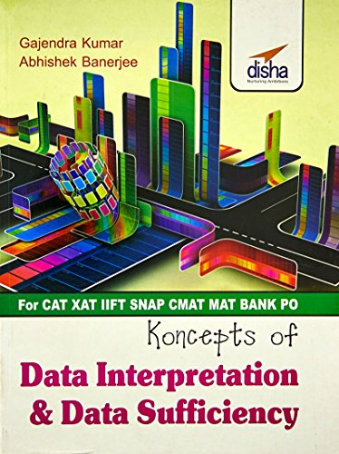 KONCEPTS OF DATA INTERPRETATION AND DATA SUFFICIENCY: GAJENDRA KUMAR ET.AL
