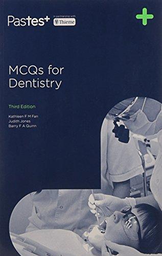 9789385062827: MCQs for Dentistry 3e [Paperback] [Jan 01, 2017] Books Wagon