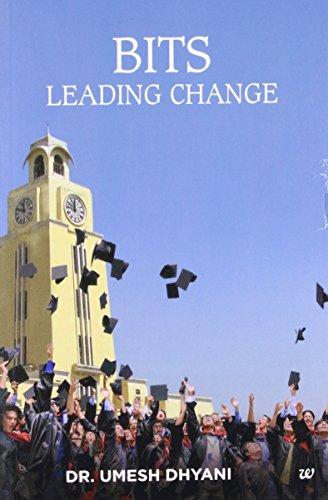 9789385152108: BITS - Leading Change