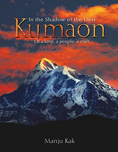 IN THE SHADOW OF THE DEVI KUMAON: KAK, MANJU