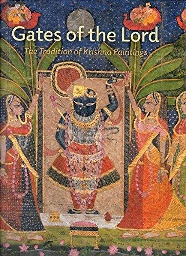 9789385360053: Gates of the Lord: The Tradition of Krishna Paintings