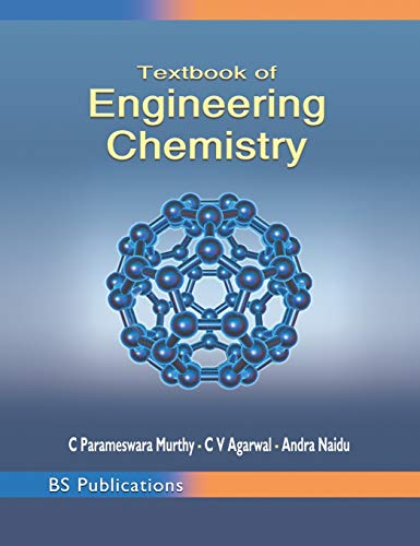 Textbook of Engineering Chemistry (Hardback): C Parameswara Murthy,
