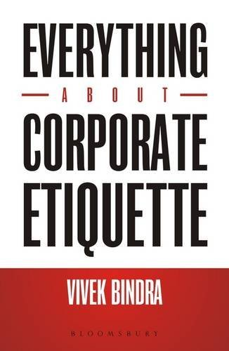 Everything About Corporate Etiquette: Vivek Bindra