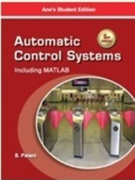 9789385462092: Automatic Control Systems : Including MATLAB 2/E
