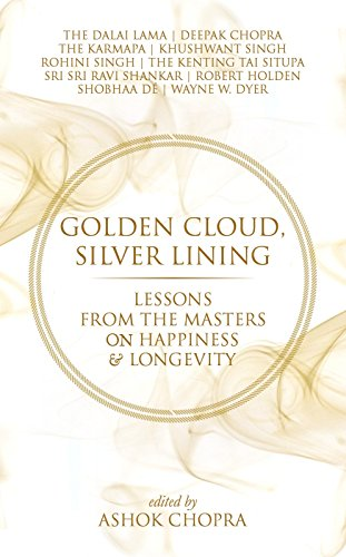 Golden Cloud, Silver Lining: Lessons from the: Ashok Chopra