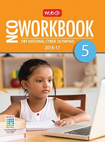 9789385875328: MTG National Cyber Olympiad (NCO) Work Book - Class 5