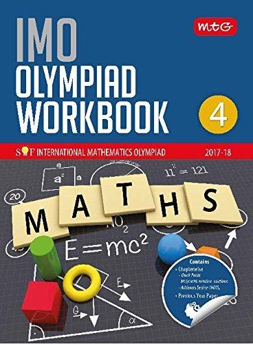 9789385875557: International Mathematics Olympiad: Work Book - Class 4