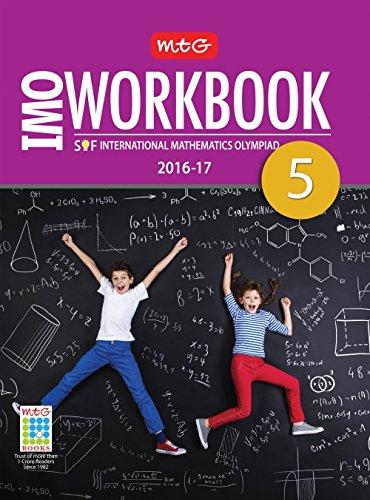 9789385875564: MTG International Mathematics Olympiad (IMO) Work Book - Class 5