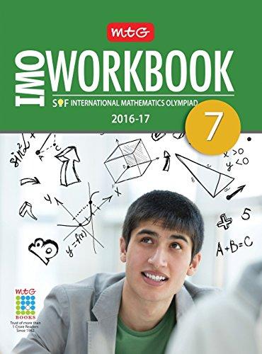 9789385875588: MTG International Mathematics Olympiad (IMO) Work Book - Class 7