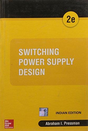 9789385880001: Switching Power Supply Design 2 Ed