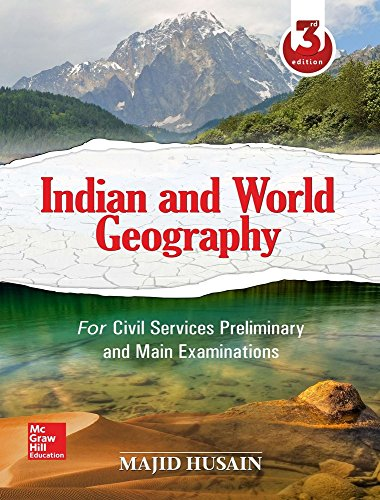 Indian and World Geography: Majid Husain (Author)