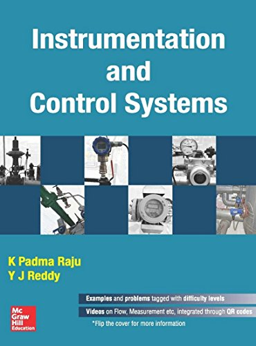 9789385880520: Instrumentation And Control Systems