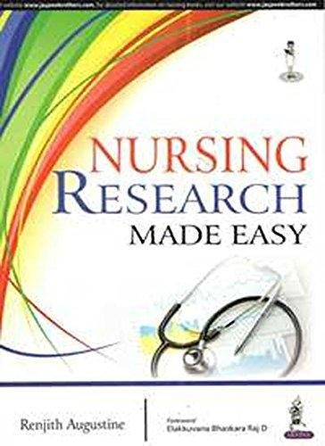 Nursing Research Made Easy: Renjith Augustine
