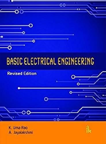 Basic Electrical Engineering R/E: Rao K Uma