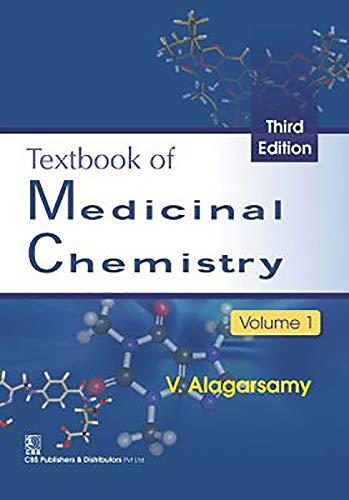 Textbook Of Medicinal Chemistry 3Ed Vol 1: Alagarsamy V.