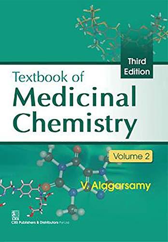 Textbook Of Medicinal Chemistry 3Ed Vol 2: Alagarsamy V.