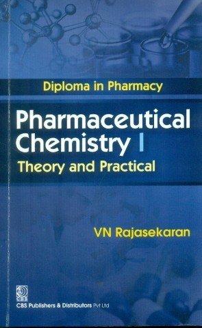 Diploma in Pharmacy Pharmaceutical Chemistry 1 :