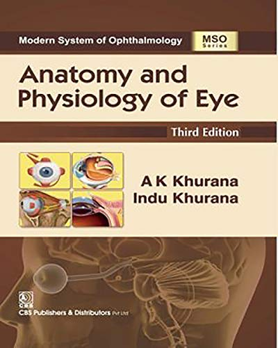 9789385915949: Anatomy and Physiology of Eye